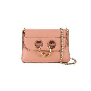 J.W.Andersonmini Dusty Pink Pierce Messenger bag