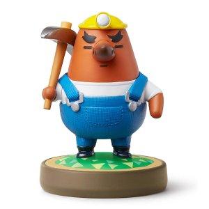 Mr. Resetti amiibo - Nintendo