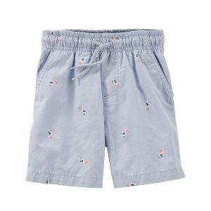 Toddler Boy Pelican Print Camp Shorts | OshKosh.com