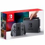 Nintendo Switch with Gray Joy-Con