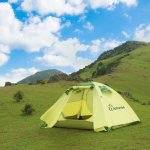 WolfWise 2 Person 3 season Backpacking Tent