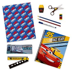 Cars 3 Stationery Supply Kit | Disney Store