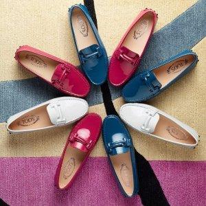 Up to 62% OffTod's Shoes Sale  @ Rue La La