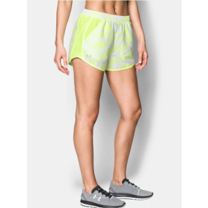 Women's UA Printed Fly-By Shorts | Under Armour US