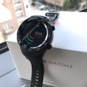 年度最佳安卓智能表Huawei Watch 2 Classic 评测