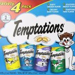 TEMPTATIONS Classic Cat Treat Variety Pack