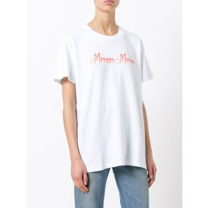 Off-White Mirror Mirror Print T-shirt