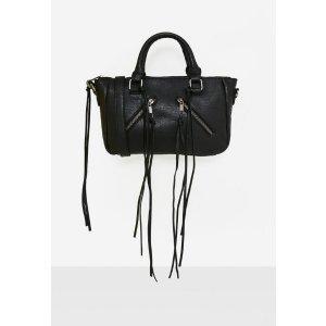 Black Mini Cross Body Bag