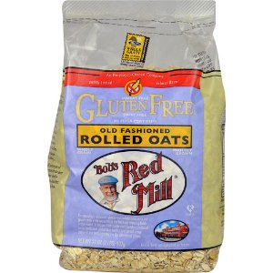 Bob's Red Mill Gluten Free Old Fashioned Rolled Oats -- 32 oz