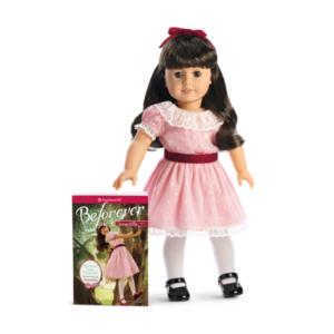 Samantha Doll & Paperback Book | BeForever | American Girl