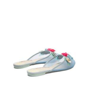 Lilico sequin-embellished slides | Sophia Webster