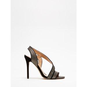 Cora Cetris Leather High Heel Sandal