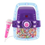 Shopkins Flashing Light Karaoke