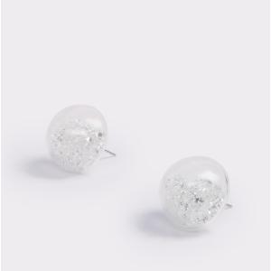 Paolillo White Nubuck Women's Earrings | ALDO US