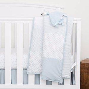 $20最后1天:Burt's Bees Baby 小蜜蜂官网有机棉被面婴儿被特卖
