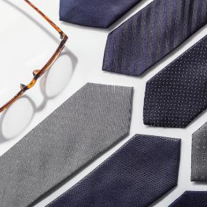 Extra 30% OFFCK MK Tommy Hilfiger Men's Tie Sale
