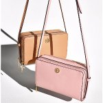 PARKER DOUBLE-ZIP MINI BAG @ Tory Burch