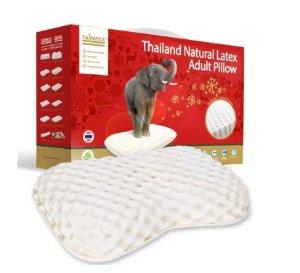 秒杀直邮到手价为¥199(原价¥428)TAIPATEX 天然泰国乳胶美容枕