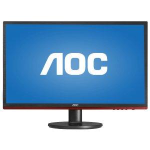 $109.98 (原价$149)AOC G2260VWQ6 1ms FreeSync 75Hz TN 全高清显示器