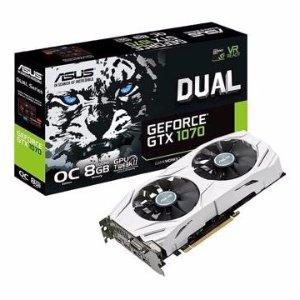 $389.99ASUS GeForce GTX 1070 8GB 显卡