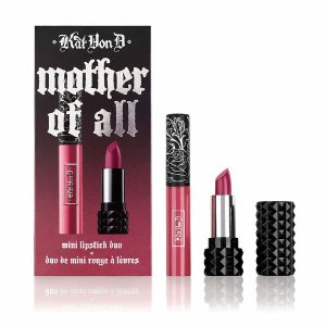 Kat Von D's Mother of All Mini Lipstick Duo | Kat Von D Beauty