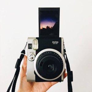 Fujifilm Instax Mini 90 经典复古拍立得相机