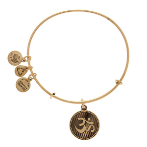 Alex and Ani | Om II Expandable Wire Bangle | Nordstrom Rack