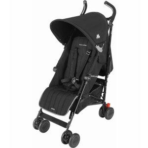 Maclaren Quest Sport Stroller - Black / Black
