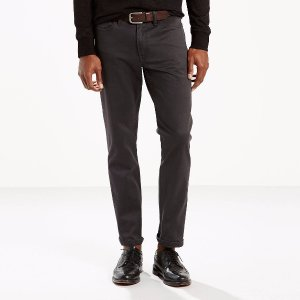 541™ Athletic Fit Stretch Pants | Graphite |Levi's® United States (US)