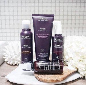 独家!送价值$30营养油Aveda 精选护发、护肤及美体产品热卖