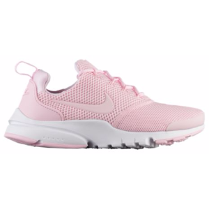 Nike Presto Fly - Girls' Grade School - Casual - Shoes - Racer Pink/Racer Pink/Racer Pink