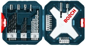 34-Piece Bosch Drill & Drive Bit Set (MS4034)