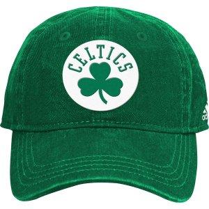 adidas Infant Boston Celtics Adjustable Hat