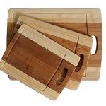 史低价 CC Boards 竹制菜板三件套