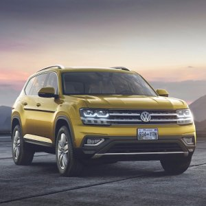 VW's first 3-Row SUVAll-New Volkswagen Atlas