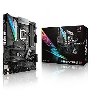 ASUS ROG STRIX Z270F GAMING LGA1151 ATX Motherboard