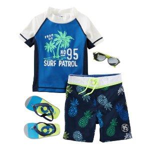 Kid Boy OKS17JANKID29 | OshKosh.com