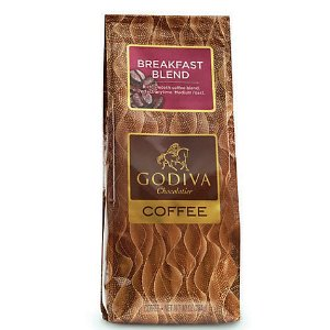 Breakfast Blend Coffee, Ground, 10 oz