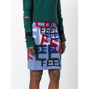 Ports 1961 Fully Fashioned Skirt - Farfetch