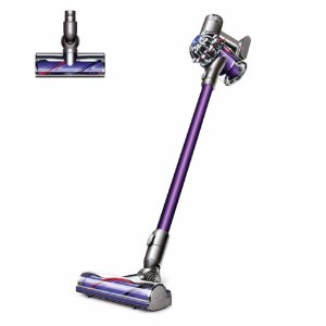 Dyson SV04 V6 Animal Cordless Vacuum | Purple | New | eBay