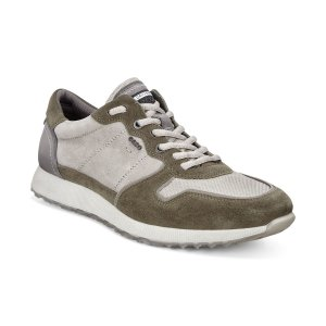 ECCO MENS SNEAK TIE | MEN | CASUAL SHOES | ECCO USA