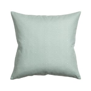 Slub-weave Cushion Cover | Dusky green | H&m home | H&M US