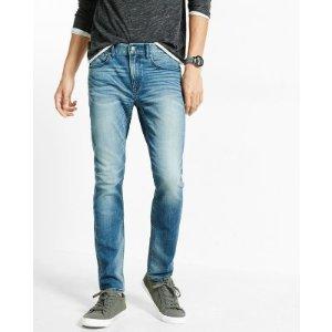 Skinny Stretch+ Jeans   Express