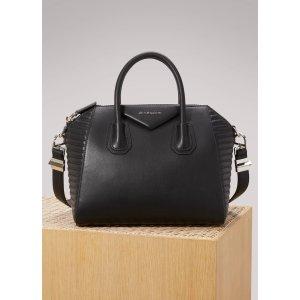 GIVENCHY - Antigona Biker Handbag