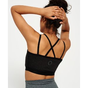 Studio Cross Back Bra
