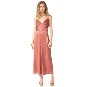 Zimmermann Tuck Jumpsuit | 15% off first app purchase with code: 15FORYOU