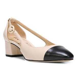 20% Off Sam Edelman Leah Leather Pumps @ Lord & Taylor
