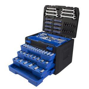$89.4Kobalt 314-Piece Standard (SAE) and Metric Mechanic's Tool Set with Hard Case