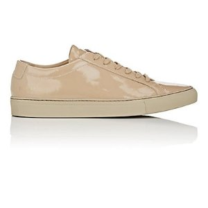 Achilles Patent Leather Sneakers