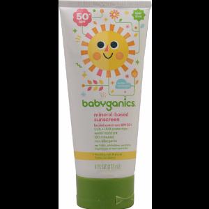 Babyganics Cover-Up Baby™ Sunscreen Lotion SPF 50